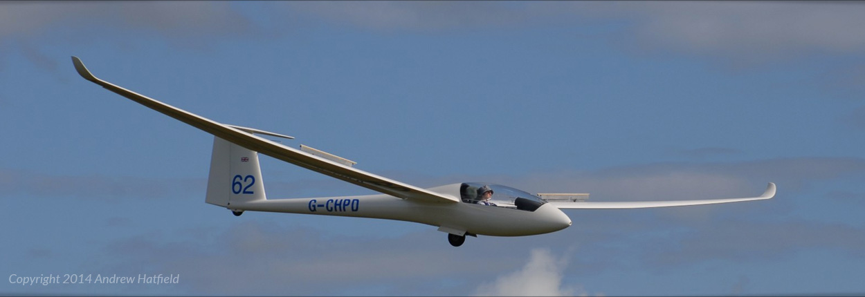 Private Gliders and Motorgliders