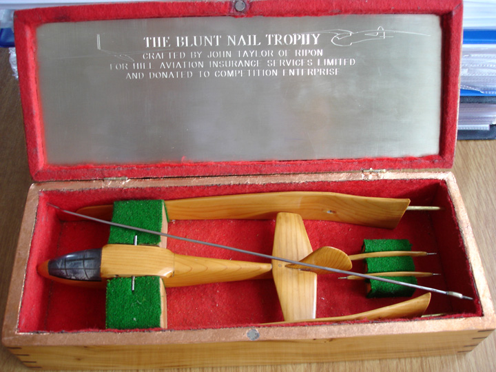 The Blunt Nail Trophy