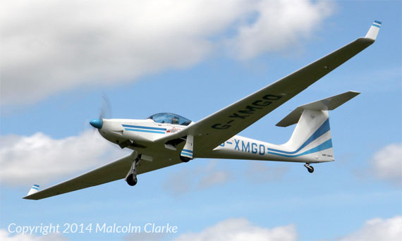 Ximango G-XMGO. Image used by permission of Malcolm Clarke © 2014